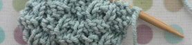 Thumbnail image for 'Dimple' knitting stitch pattern