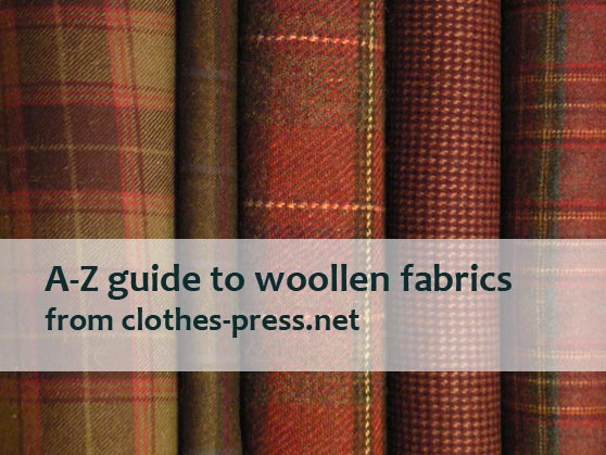 Woollen Fabric Types