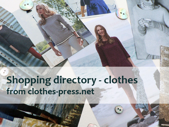clothes-press shopping directory - clothes